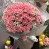 Bó hoa chúc mừng hoa cẩm chướng