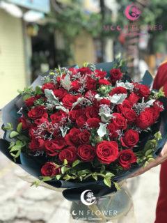 Bó hoa tặng sinh nhật tai hà nội
