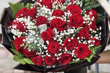Ý nghĩa số lượng hoa hồng tặng bạn gái, người yêu, vợ cho hợp lý