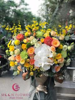 Bình hoa tặng sinh nhật - Phồn Thịnh