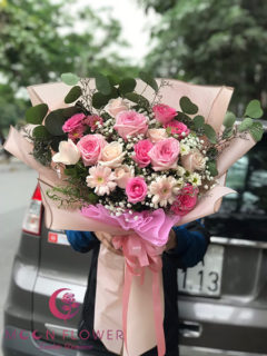 Bó hoa mừng sinh nhật Hà Nội - Sweetest