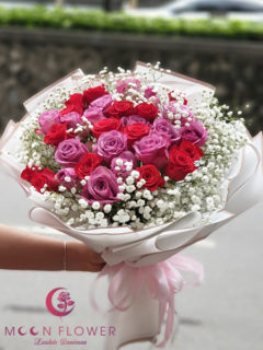 Bó hoa sinh nhật - Hạnh Phúc