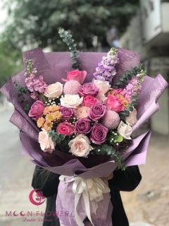 Bó hoa tặng sinh nhật - Tinh Tế