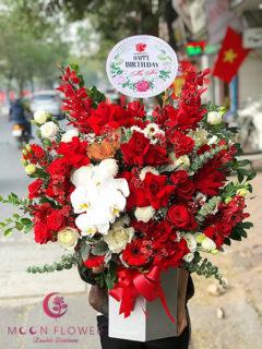 Đặt hoa 20/10 Hà Nội - Happy Day