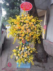 Đặt hoa khai trương Hà Nội - Vương Giả
