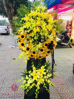 Đặt hoa viếng Hà Nội - Sự Sống Mới