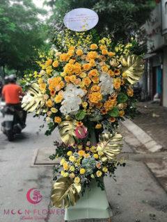 Hoa khai trương sang trọng Hà Nội - Thịnh Vượng