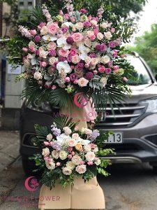 Hoa mừng khai trương Hà Nội - Đại Cát