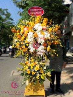 Hoa tặng khai trương - Cao Cấp