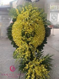 Vòng hoa tang lễ tại Hà Nội - Cõi Phúc