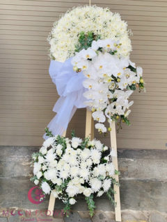 Vòng hoa chia buồn Hà Nội - An Yên