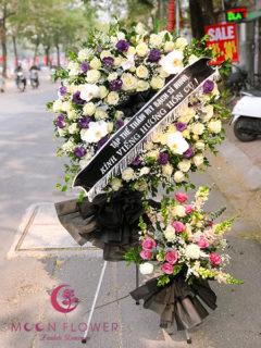 Vòng hoa chia buồn tại Hà Nội - Vĩnh Cửu
