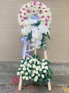 Vòng hoa chia buồn tại Hà Nội - Kính Dâng