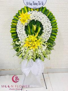 Vòng hoa đám tang Hà Nội - Thanh Thản