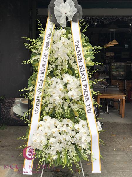 Vòng hoa đám tang Hà Nội - Cực Lạc