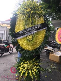 Vòng hoa tang lễ Hà Nội - Tưởng Nhớ